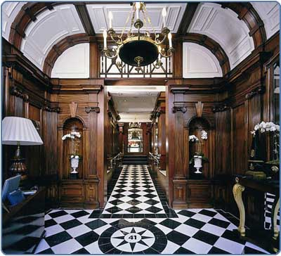 Unusual london hotels for Unique hotels london