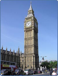 What To See In London - Big Ben