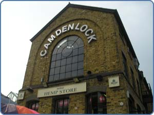 Camden Market London