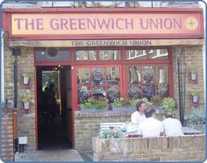 Greenwich Union Pub London