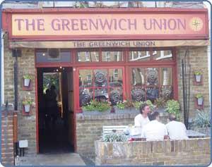 Greenwich Union Pub London