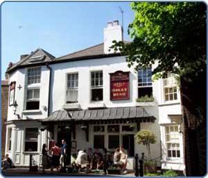 Holly Bush Pub London
