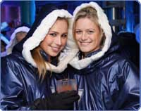 Ice Bar London Thermal Coats