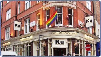 Ku Bar London