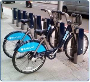 London Cycling Tours