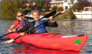 London Kayaking Tours