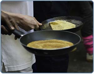 Pancake Races