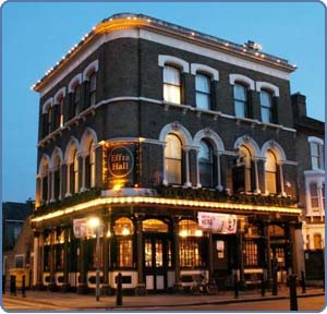 The Effra Pub London