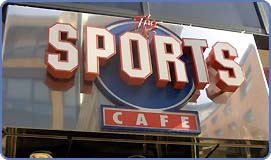 The Sports Cafe