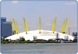 The 02 Arena