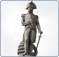 Trafalgar Day Parade