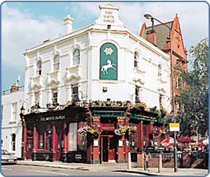 White Horse Pub London