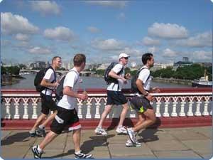 London Jogging Tours