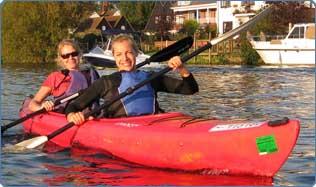 London Kayaking Tours