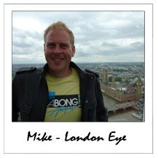 London Attractions Guide, Mike Profile