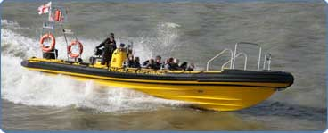 Speed Boat Tours